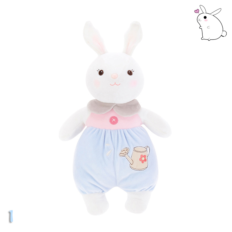 Europe Style Metoo Tiramitu Stuffed Cute Bunny Rabbit Plush Doll Toy Baby Birthday Christmas Gift