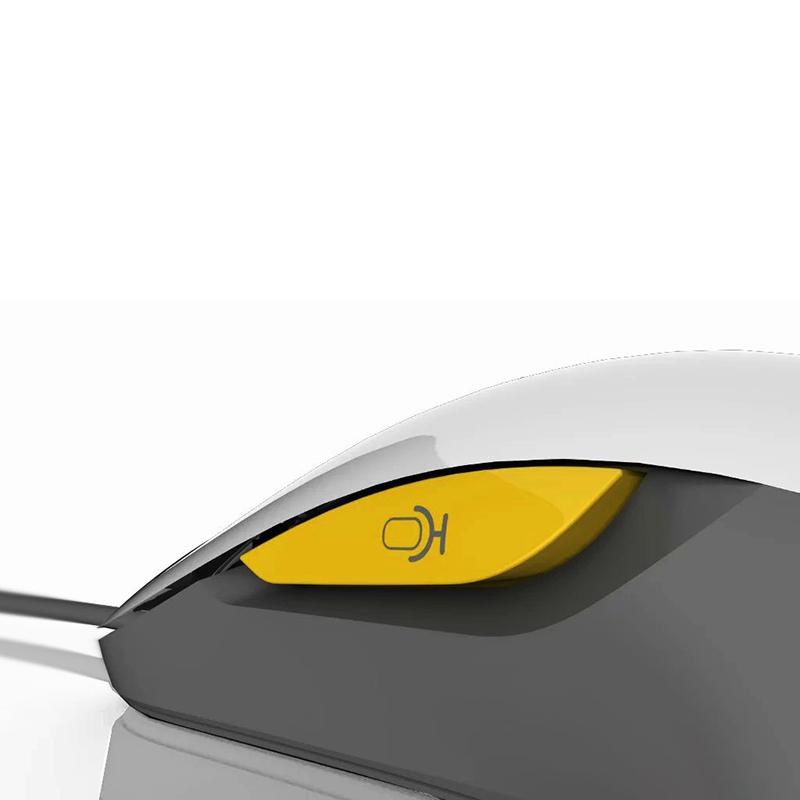 4000DPI Intelligent Voice Mouse MiMouse Listening Typing Mouse for Games Home Office Desktop Notebook