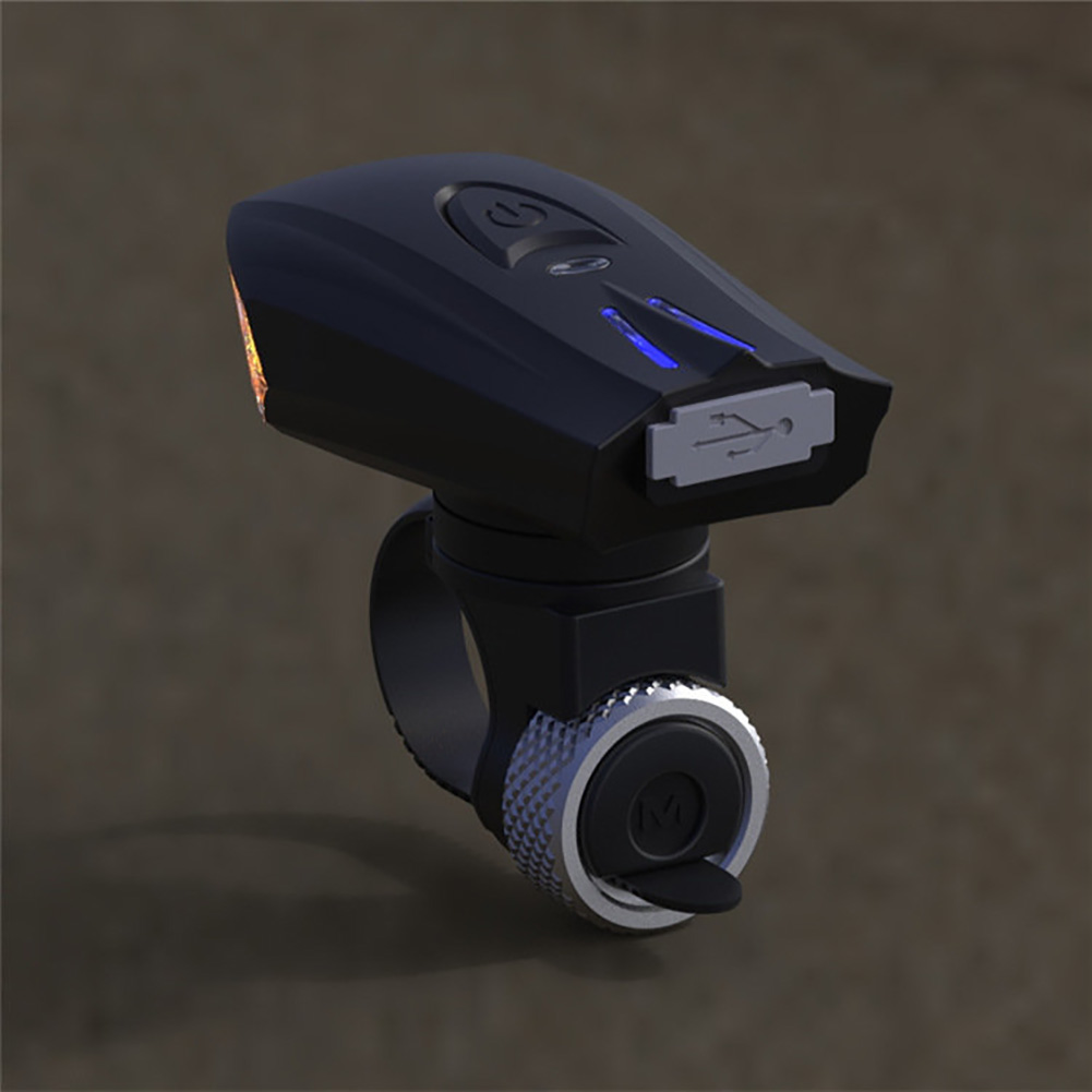 USB Charging Riding Headlamps Mountain Bike Sensing External Light To Automatically Adjust The Brightness