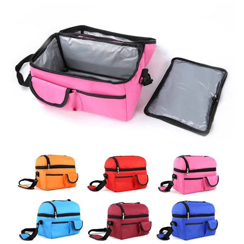 Baby Food Feeding Thermal Bag Keep Warm Thermos Storage Insulation Bag