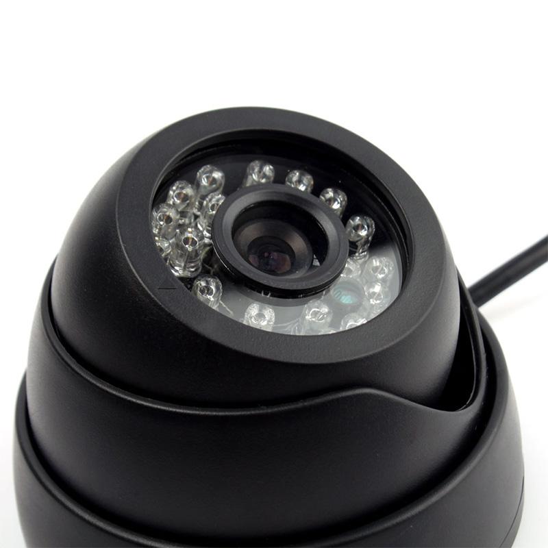 "1.0 Megapixel 1/4"" CMOS Full HD 720P Securiy HD Network CCTV Mini IP Camera"