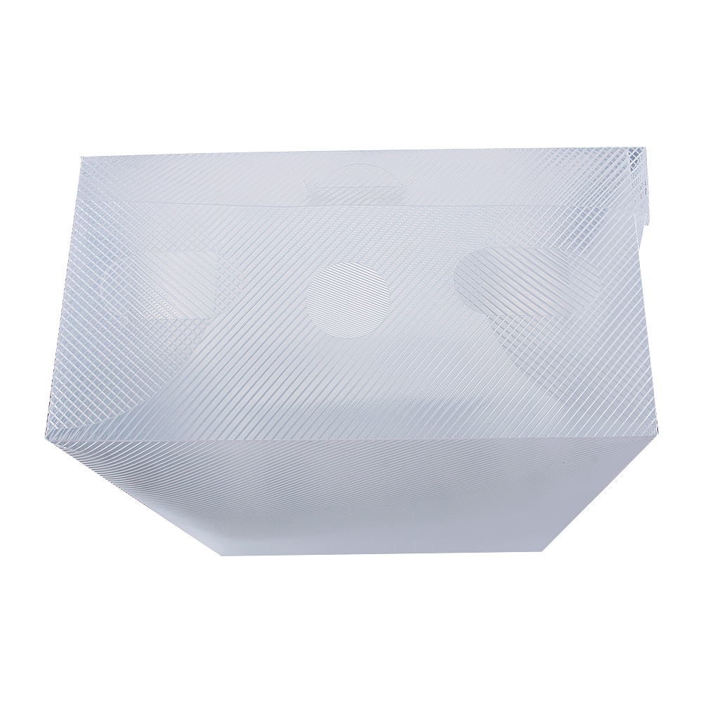 House Shoes Storage Best Gift Foldable Clear Plastic Shoes Holder Case Organizer Box