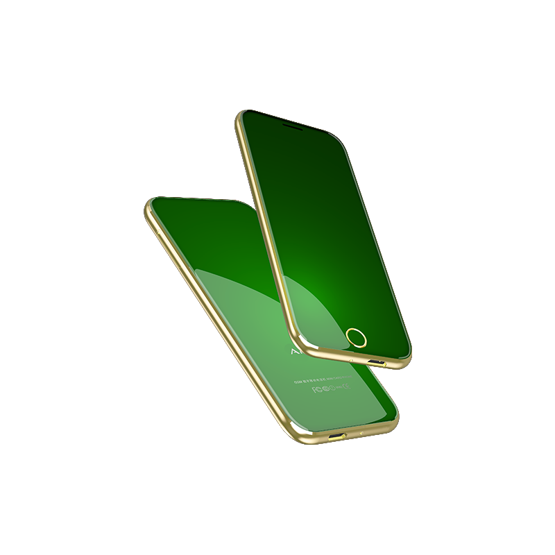 "Original Super Mini Ultrathin Card Luxury Anica T8 cell Phone With MP3 Bluetooth 1.63""inch Dual SIM Cards mobile phone"
