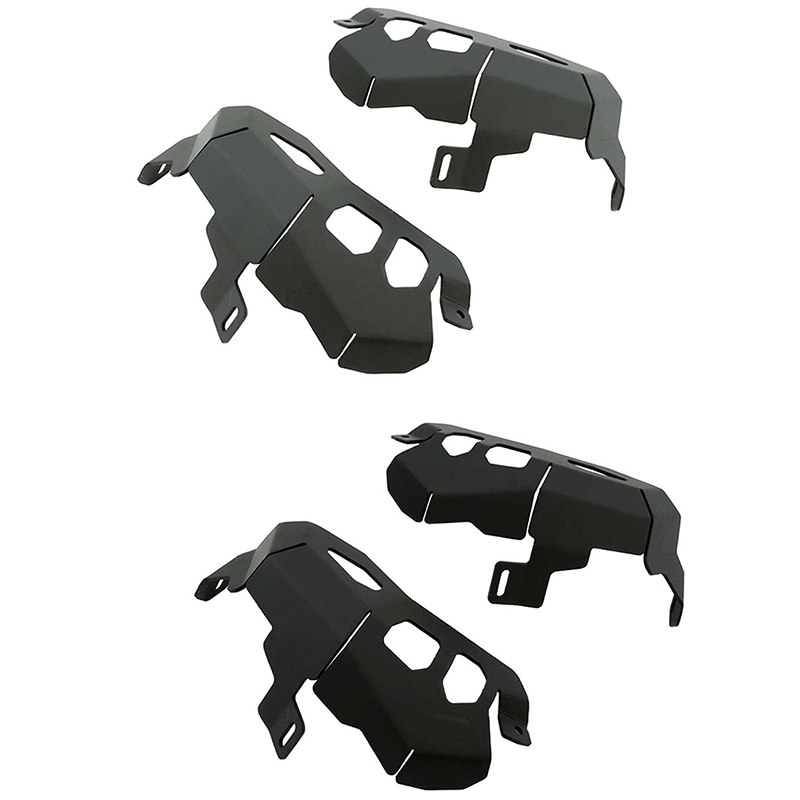 1Set Accessories Cylinder Head Guards Protector Cover For Bmw R1200Gs R 1200 Gs Adventure 2013-2016 Motorcycle Parts
