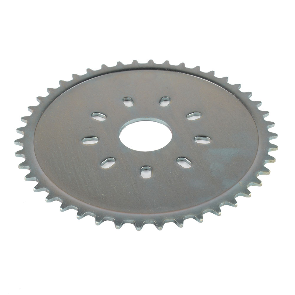 Details about 415 44T Teeth Chain Rear Sprocket Cog 49cc 80cc Motorised Motorized Bicycle Bike