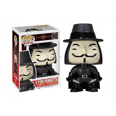 Funko POP  V for Vendetta Model Figure  Collectible Model Toy