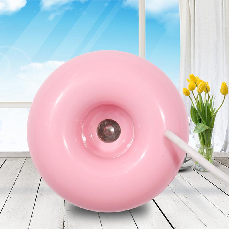 Doughnut USB Humidifier Air Diffuser Spray Ultrasonic Home Aroma Purifier