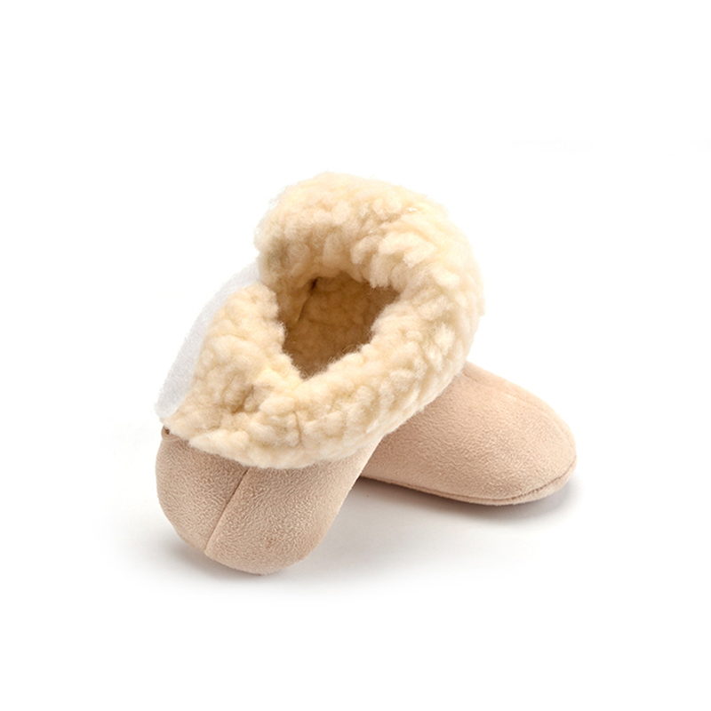 Cotton Baby Shoes Girls Boys Cotton Boots Shoes Soft Casual Baby Shoes
