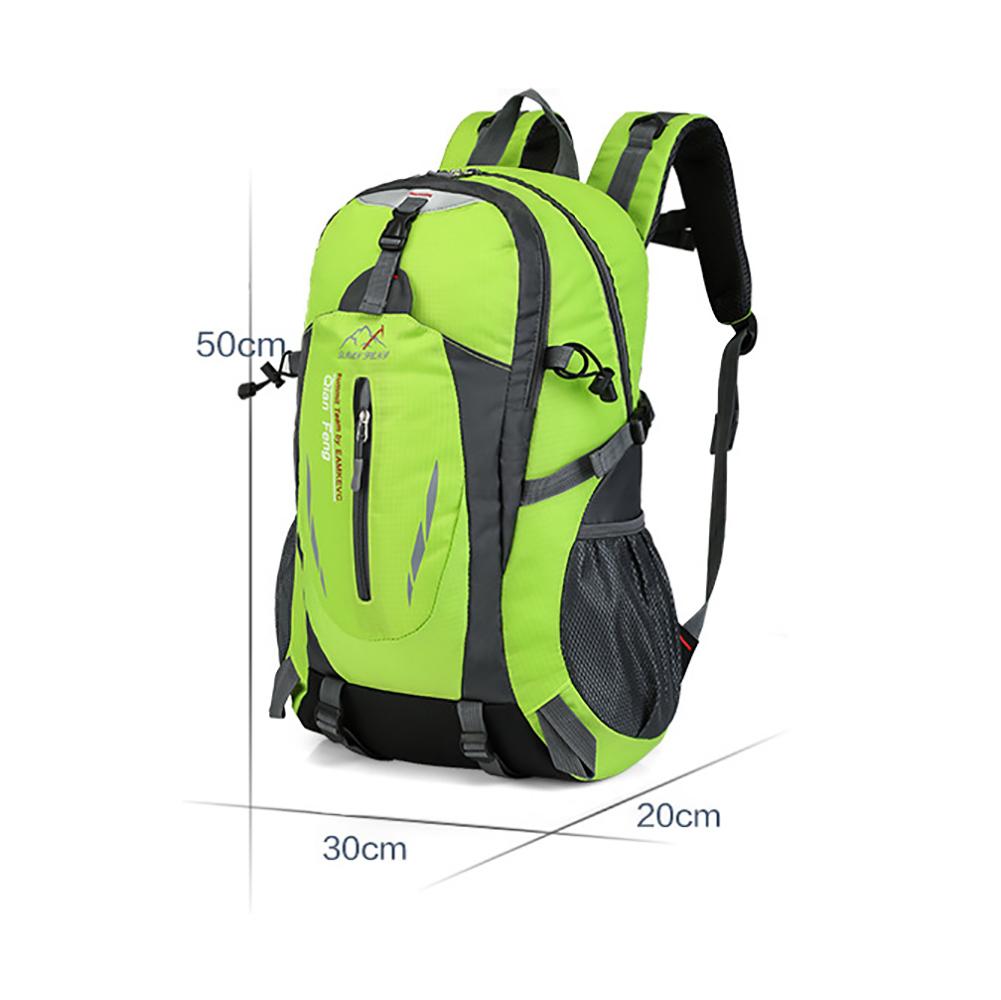 New Fashion Men/Women Waterproof Casual Backpack Bag for Climbing Traveling