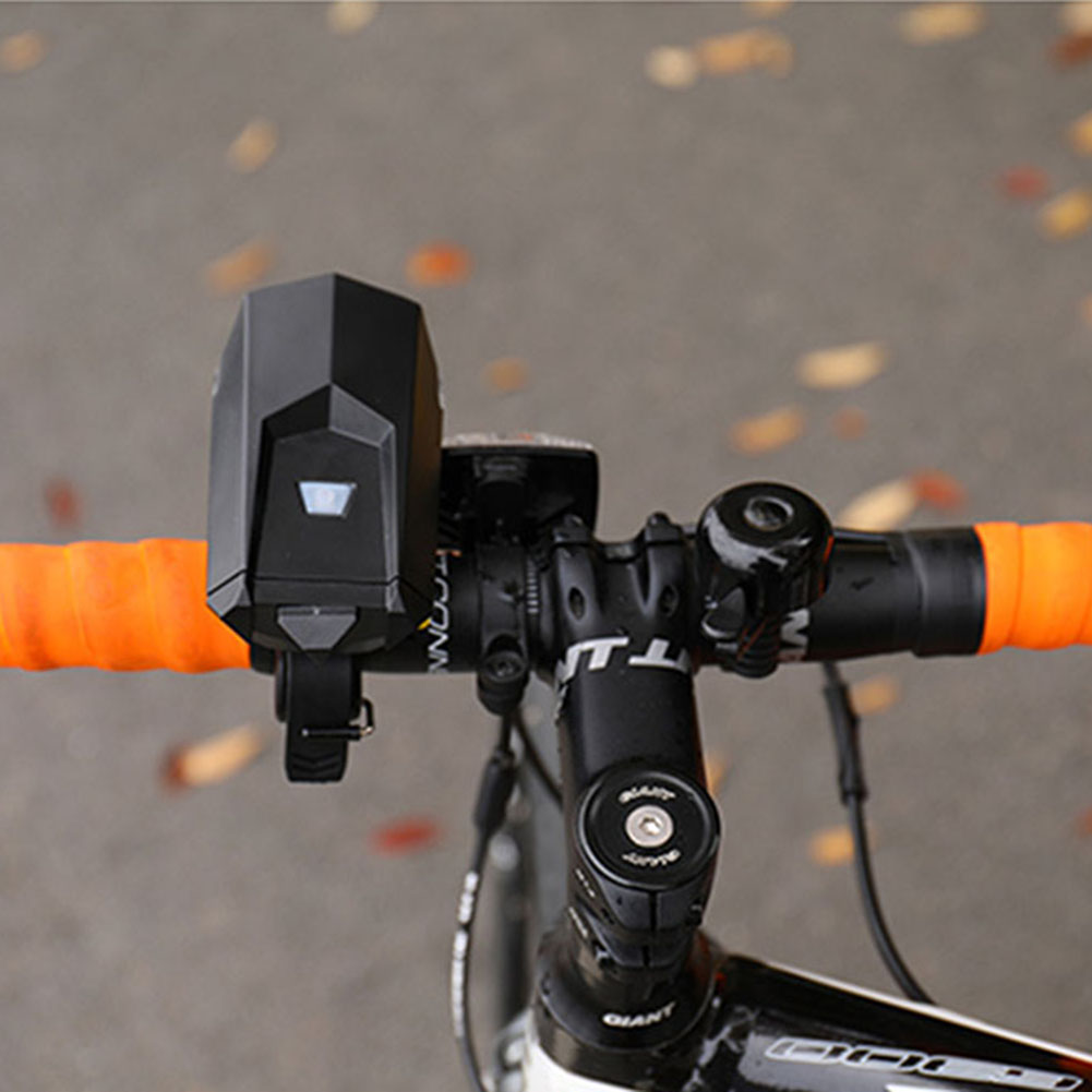 USB Rechargeable LED Bicycle Flashlight Waterproof Bicycle Lamp Lumen 3000 Headlight