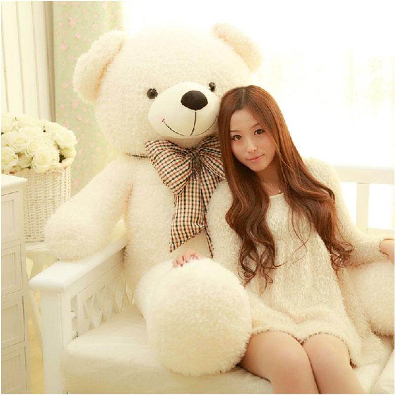 75/100CM Giant Big Plush Stuffed Bear Huge Soft Toy Best Gift