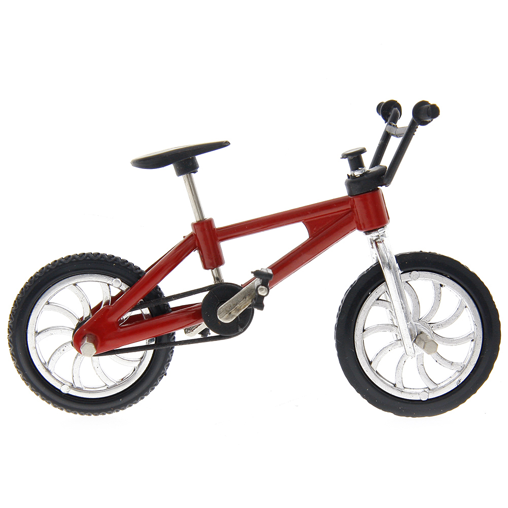 High Quality Alloy Finger Functional kids Bicycle Finger Bike Fans Toy Gift