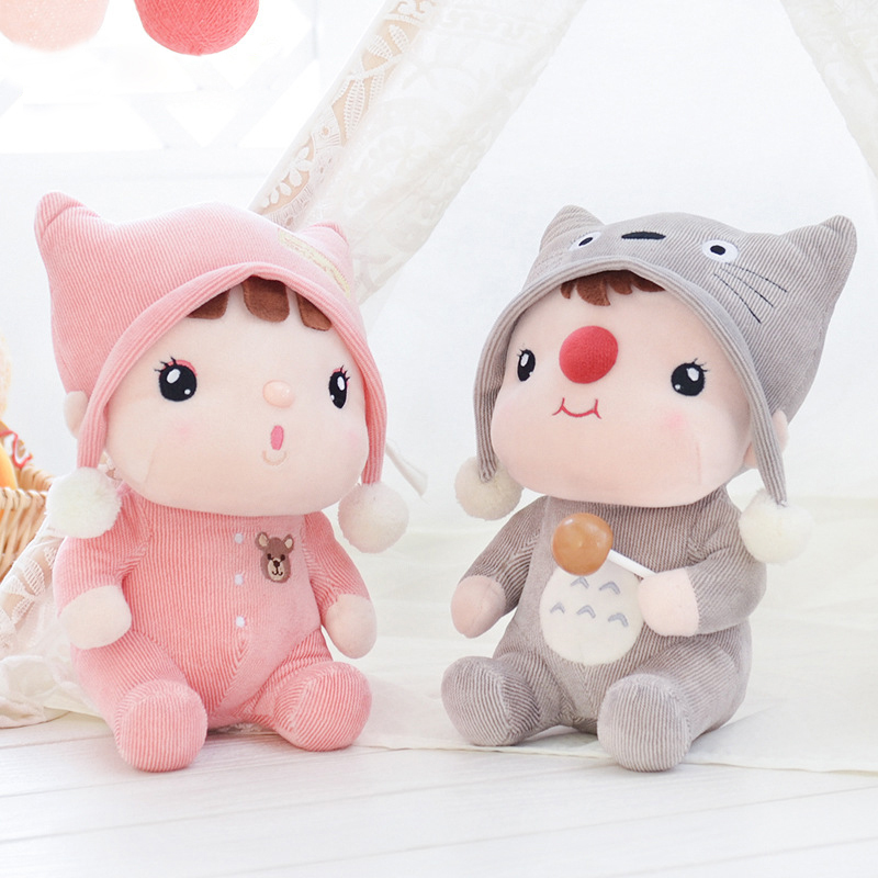 Lovely Plush Toy Cute Angela Baby Stuffed Doll Metoo Birthday Gift