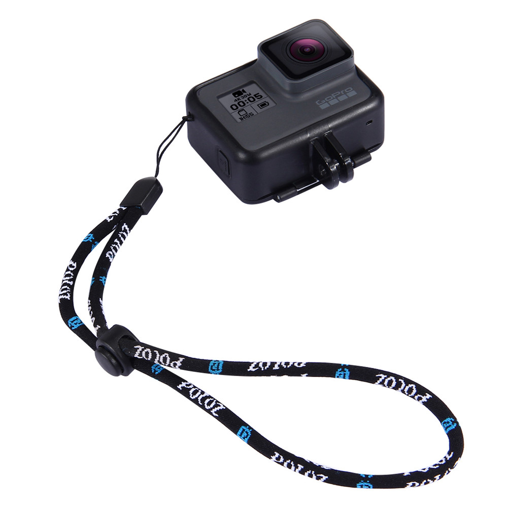 PULUZ Nylon Hand Wrist Strap Adjustable Lanyard For GoPro Hero 5 4 3+ 2 Xiaoyi and Other Action Cameras