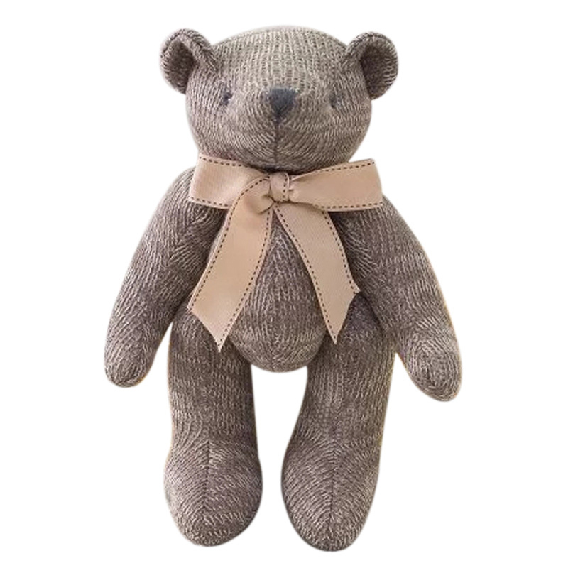 Cute Joint Bear Plush Stuffed Toy Doll Soft Toy Best Gift