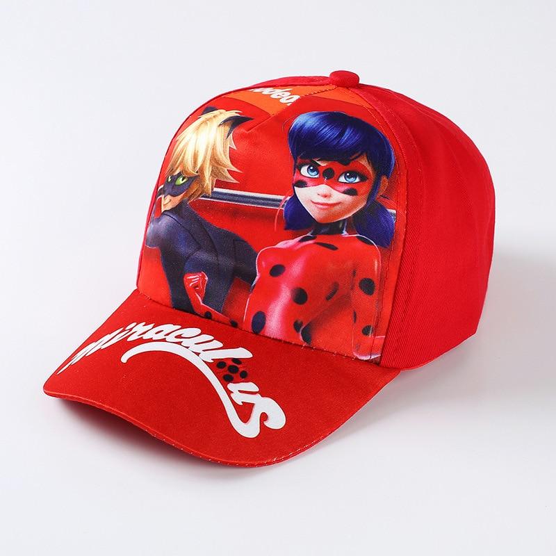 Miraculous Ladybug Bag Kids Party Drawstring Bag Lady bug Balloons Masks Handbag Action Figures Toys Kids Gift Cosplay Hat Cap