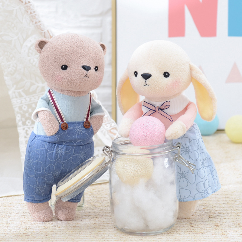 12Inch Lovely Plush Toy Cute Pig Baby Stuffed Doll Metoo Birthday Gift