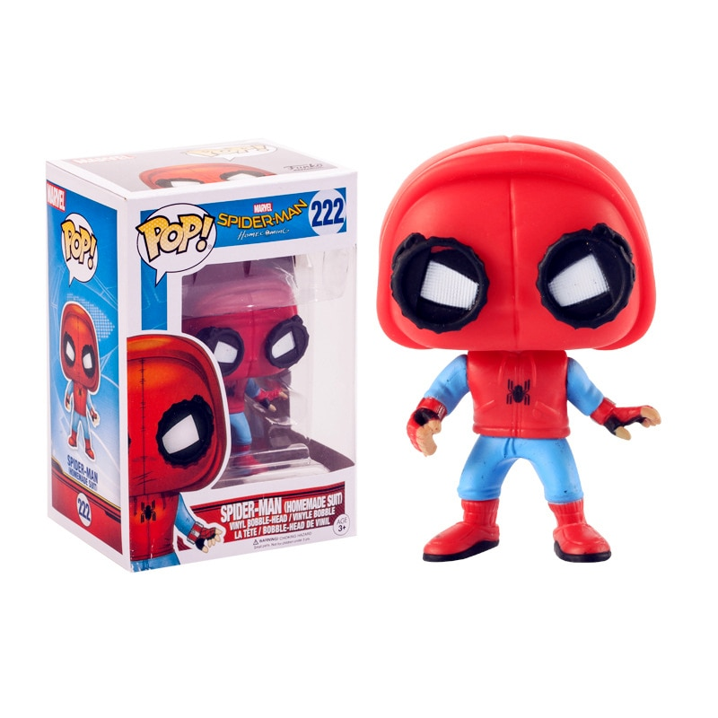 Funko POP Spider-Man venom Model Figure Collection Model Toy gifts