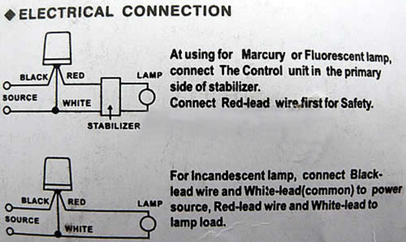 Outstanding lighting photocell wiring diagram 110 crest everything modern photocell sensor wiring diagram model everything you need asfbconference2016 Gallery