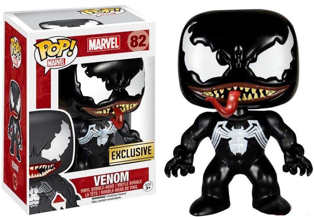 Funko POP : MARVEL VENOM Model Figure Collectible Model Toy for gift