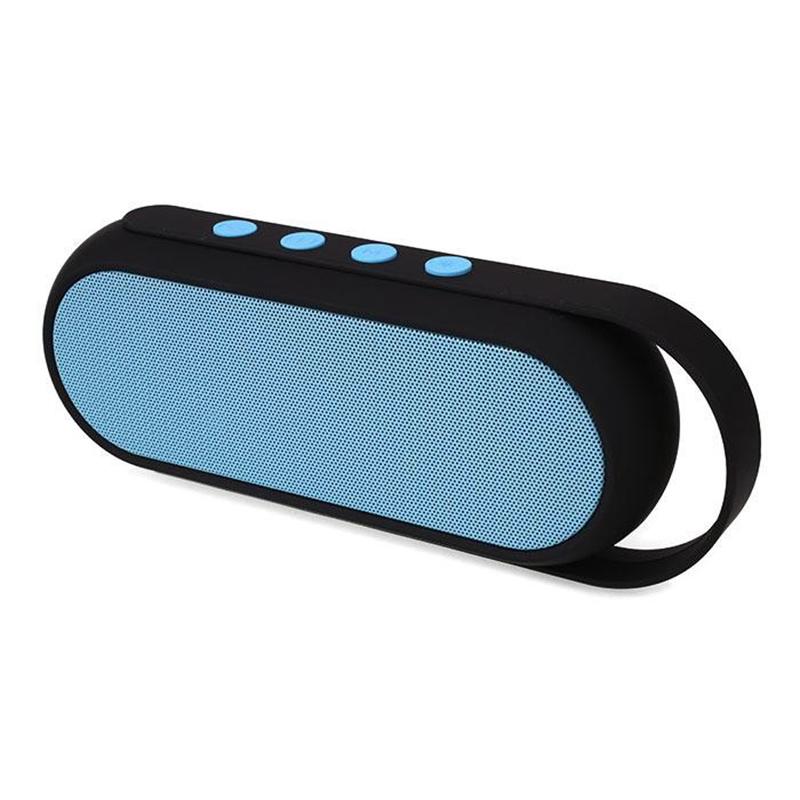 Mult-function Portable Mini Wireless Bluetooth Speaker HIFI Super Bass FM Radio Handsfree Speakers