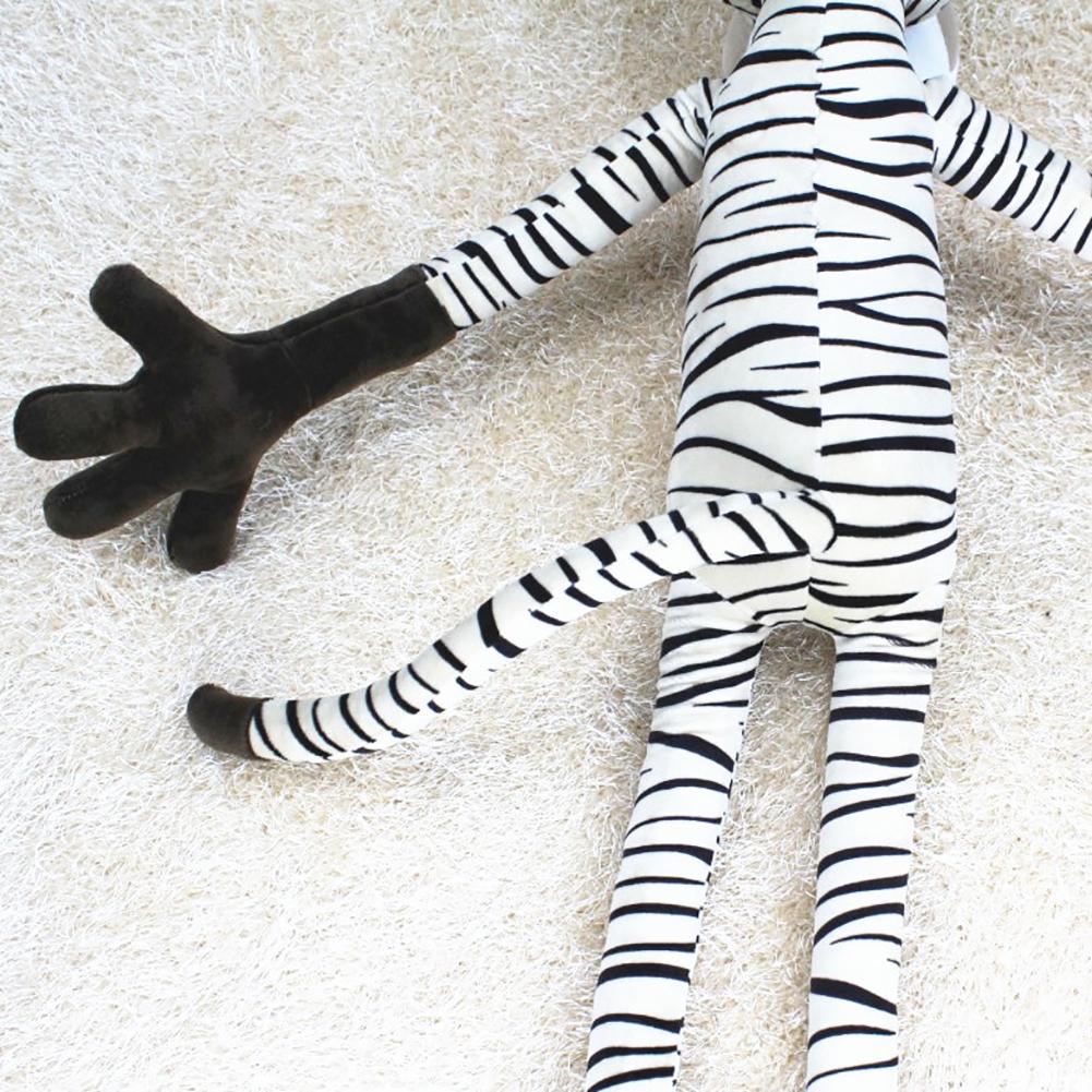 Cute 60cm Cartoon Forest Animal Plush Toy Lion Tiger Deer Cheetah birthday Christmas Gift
