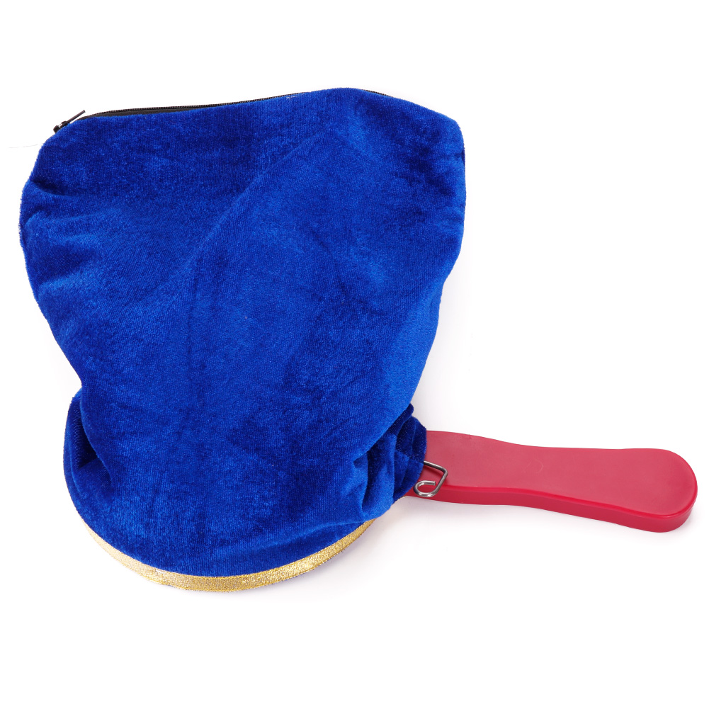 Classic Magic Trick Change Bag Prop Magicians Stage with Handle