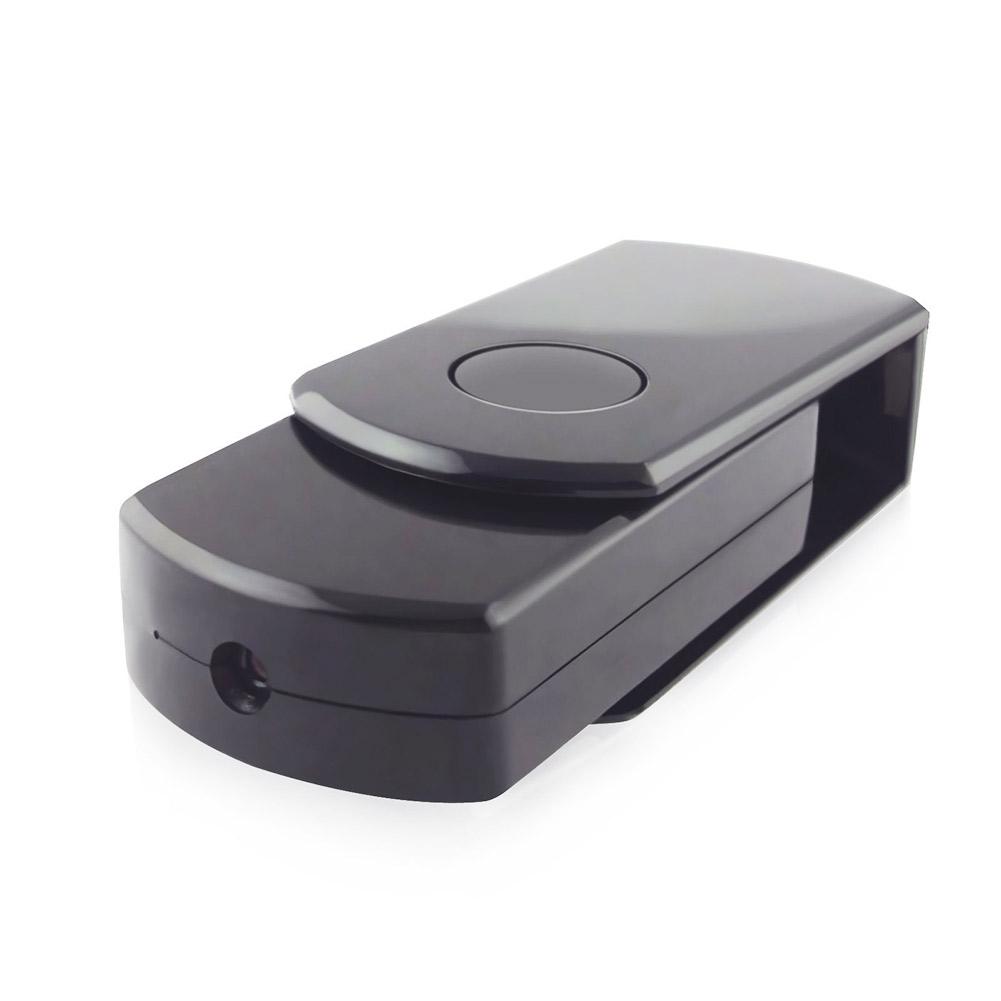 Portable Mini HD DVR USB Disk Hidden Pinhole Camera Motion Detector Video Recorder Camcorder