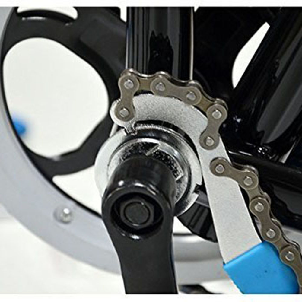 Outdoor Bicyle Bottom Bracket Fixed Repairing 3in1 Bicycle Chain Wrench