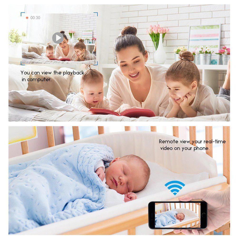 Full HD 1080P K7 Wireless Wifi Surveillance Lens 95 Degree Camera Module