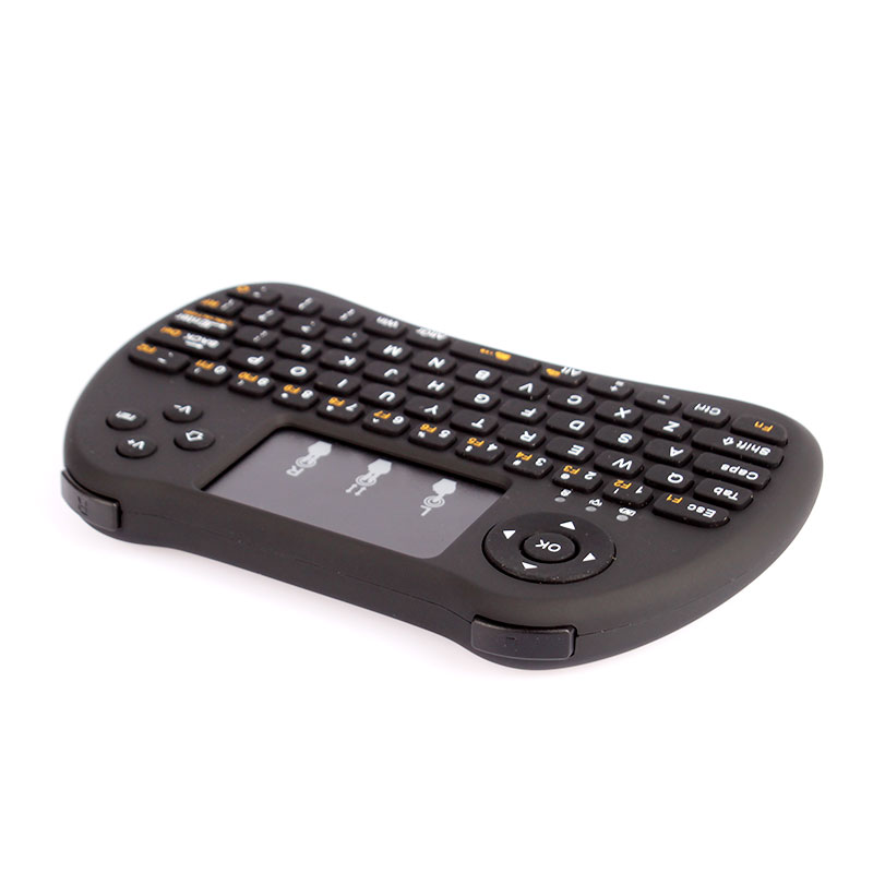 H9 Mini Keyboard 2.4Ghz Wireless Keyboard With Touchpad For TV Box Notebook Tablet PC