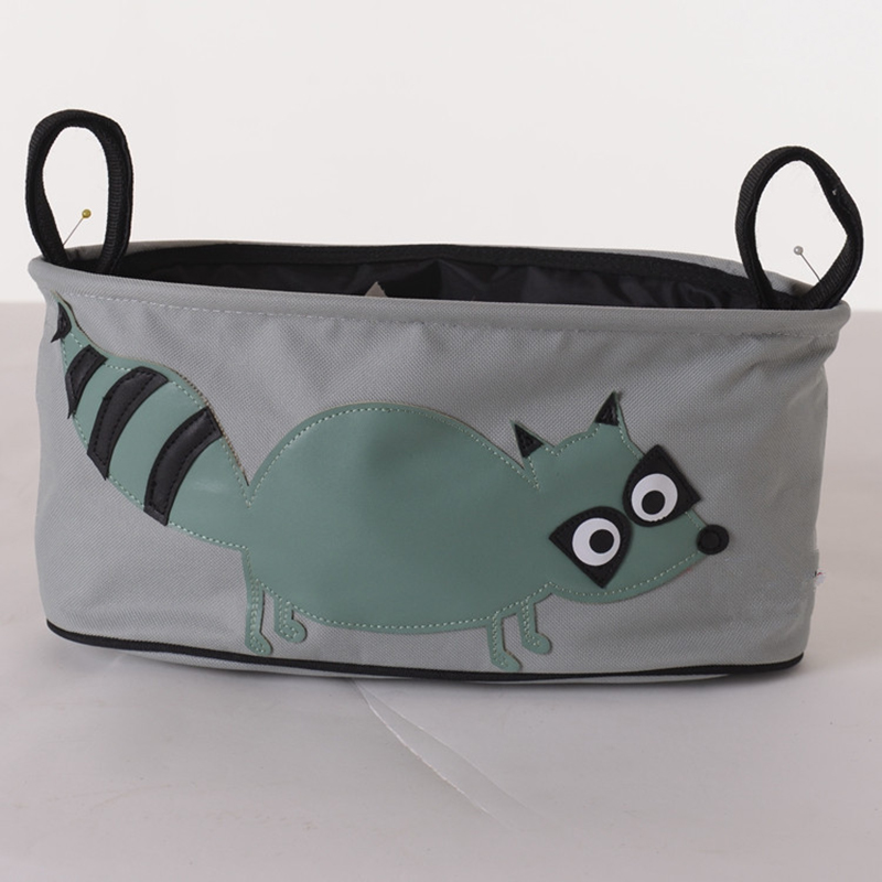 Strollers Accessories Umbrella Bag Carriage Cart Bottle Diaper Bag Cartoon Waterproof Pouch Mummy Bag Baby Pouch