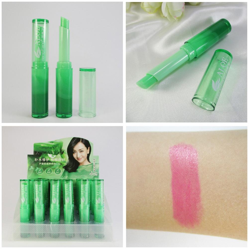 Pro Women Makeup Long Lasting Color Changing Moisturizing Lipstick Beauty Comestics
