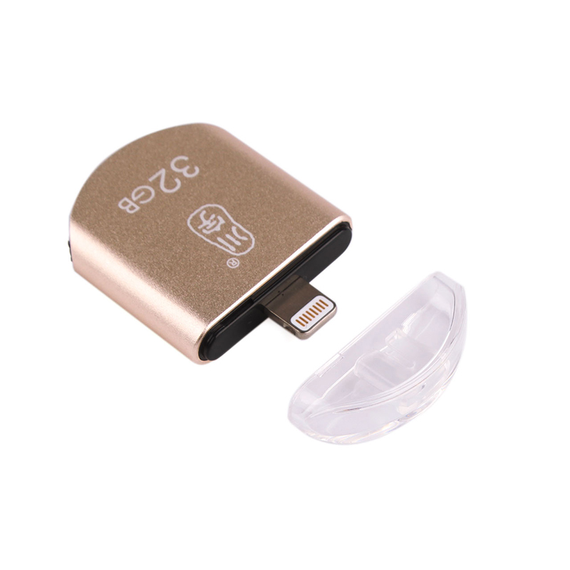 New OTG USB i-Flash Drive 32GB Pen Drive For iPhone Android PC/NB Memory Disk