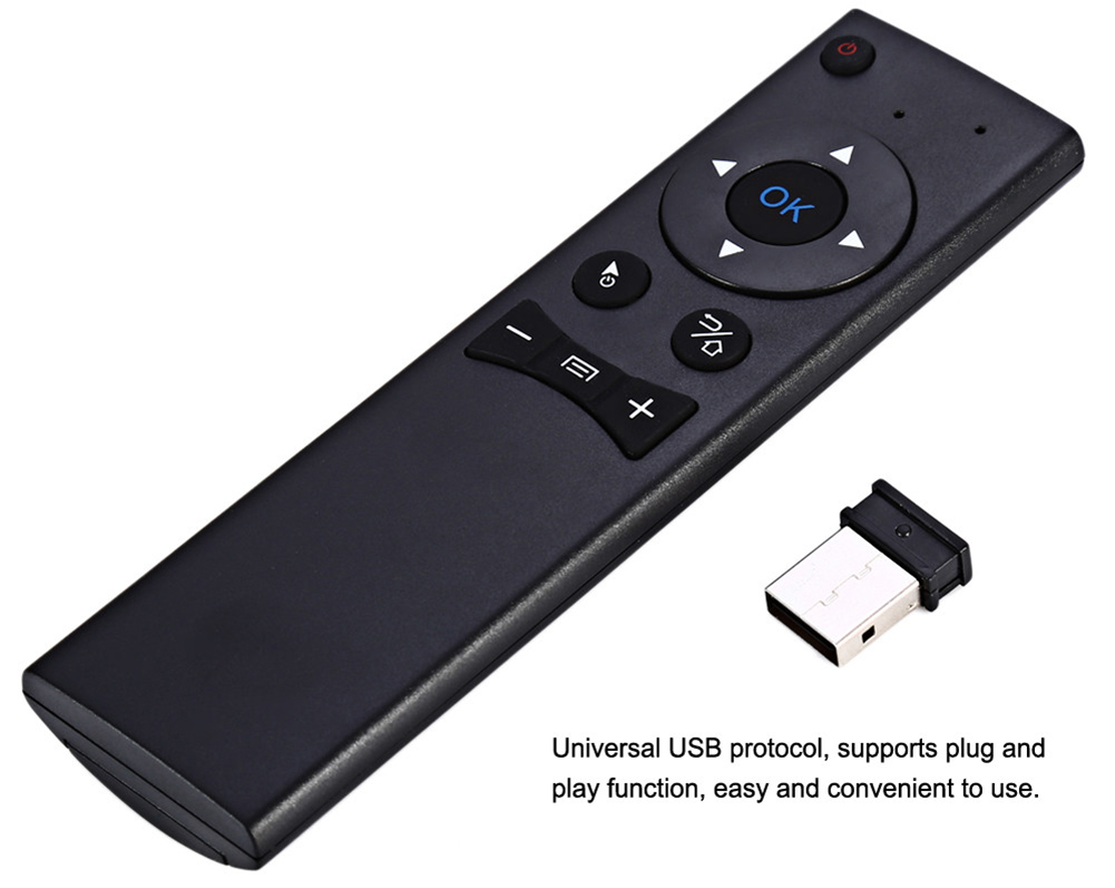 MX6 Multifunctional Wireless Remote Controller Air Mouse For Android TV BOX