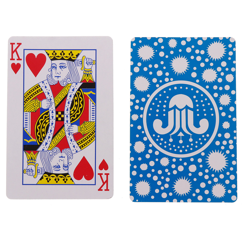 Different Height Decks Magic Trick Playing Cards Marked Taper Poker Toys