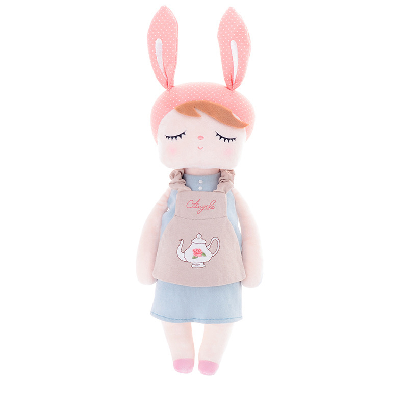 Lovely Plush Toy Cute Angela Baby Stuffed Doll Metoo Birthday Gift 33cm