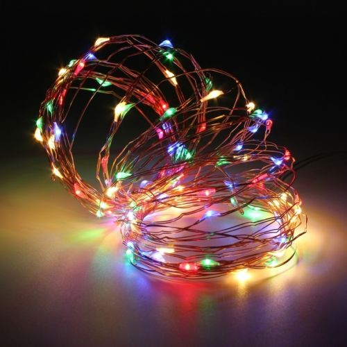 1.5M 15 LED Wine Bottle Cork Shaped String Light Night Fairy Light Lamp Colorful FlashingHome Decor For Xmas Party