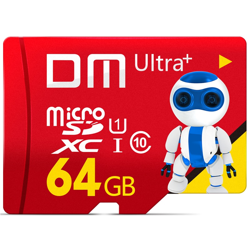 DM Ultra micro SD card microSDHC 8GB 16GB 32GB 64GB 128GB  Memory Card TF Card