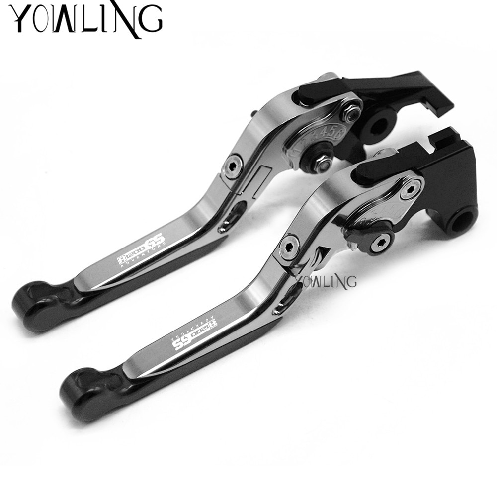 For BMW R1200GS ADVENTURE R 1200 GS ADV 2006 2007 2008 2009 2010 2011 2012 2013 Accessories CNC Motorcycle Brake Clutch Lever