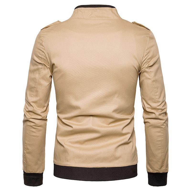 Men winter cotton army jackets warm baseball suit
