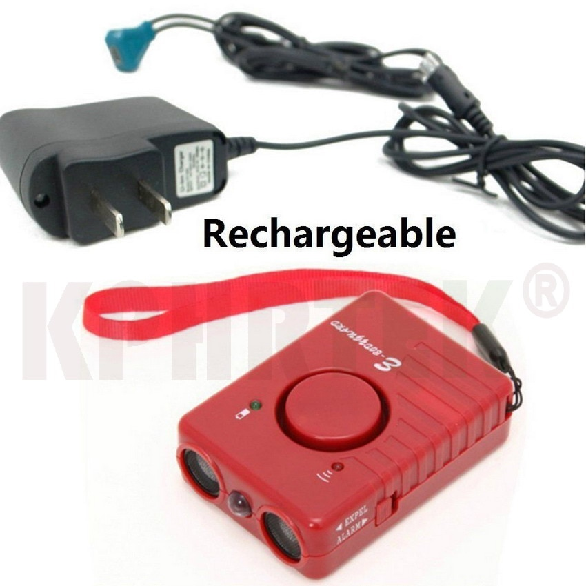 Original Ultrasonic Dog repeller Dog Repellent Sonic Deterrent Pet Chaser Super Powerful Rechargeable