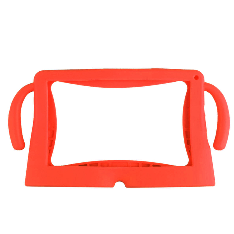 """9"""" Inch Rubber Cover Case For Q8 Android Kids Girls Boys Tablet Soft Silicone PC"""