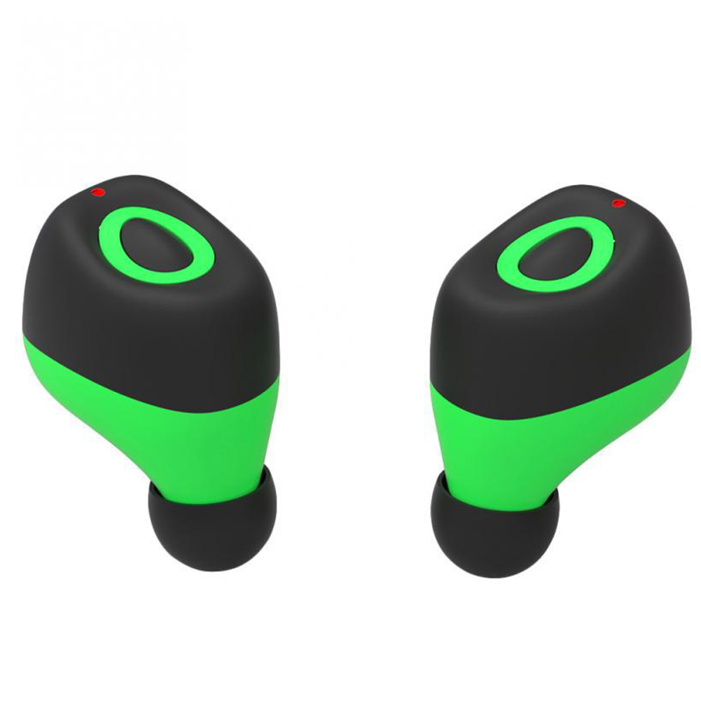 Q17 In-ear Bluetooth V4.2 Music Earphone Earbuds Wireless Sports Stereo Headphone Headset with Mic