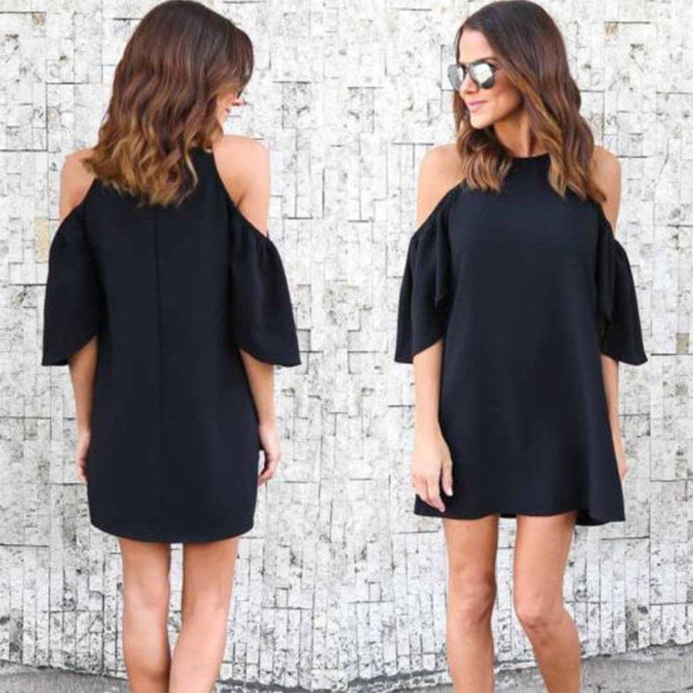 Fashion Women Loose Top Short Sleeve Blouse Ladies Casual Tops Summer T-Shirt