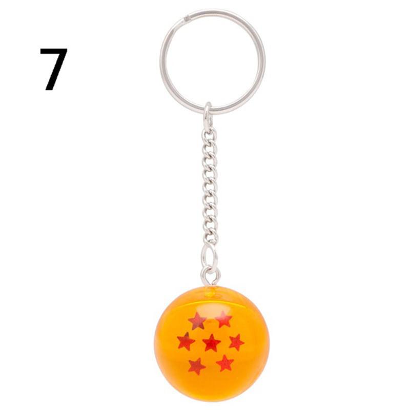 Cosplay Dragonball Dragon Ball Z Stars Crystal Ball Collection Gift Toys 2.7CM