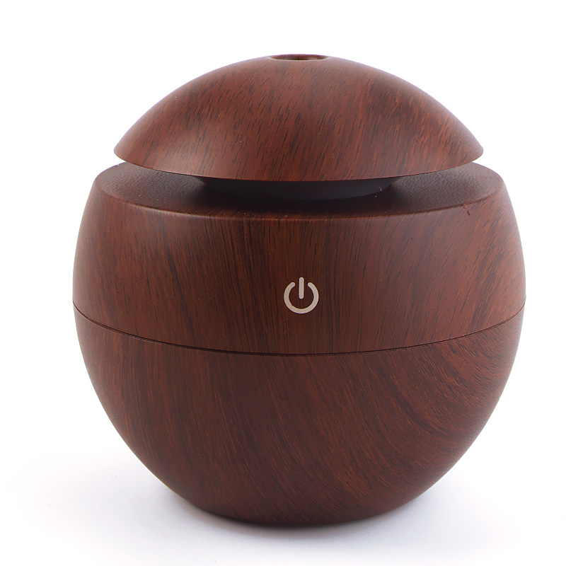 USB LED Ultrasonic Aroma Humidifier Essential Diffuser Aromatherapy Purifier