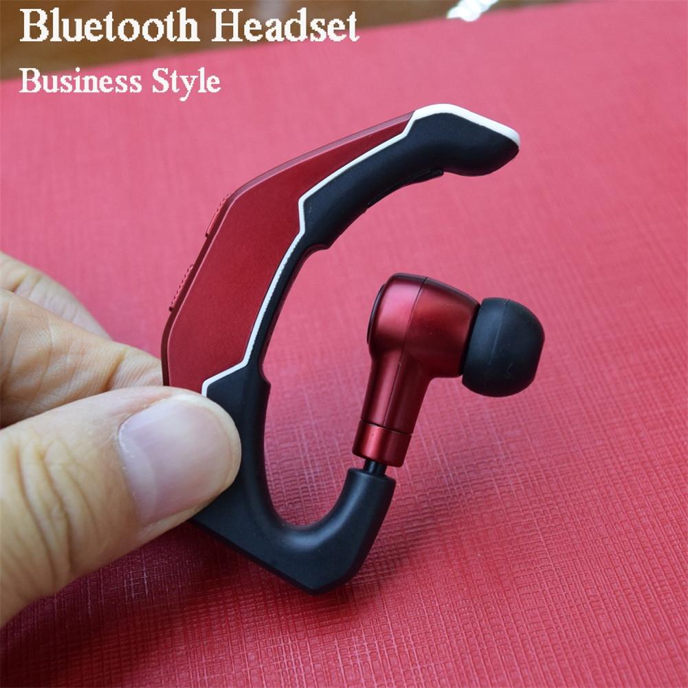 Q3 Wireless Bluetooth Sports Stereo In-ear Headset Headphone Earphone Hands-free w/ MIC For iPhone Smart Phones