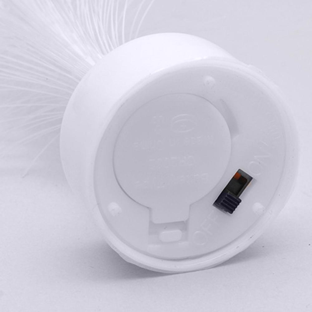 Hot Colorful LED Fiber Optic Nightlight Christmas Tree Lamp Light Children Xmas Gift