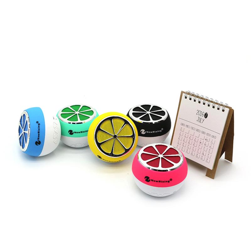 NR-1012 Wireless Bluetooth Speaker Loudspeaker Support USB/TF Card/Memory Card